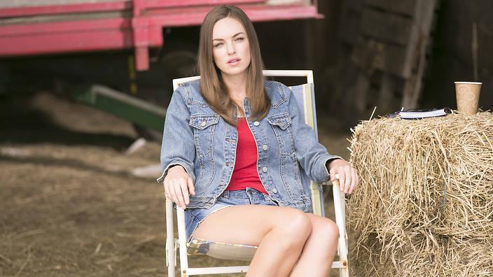 Michelle Mylett is just one of the hicks in 'Letterkenny' | Guide