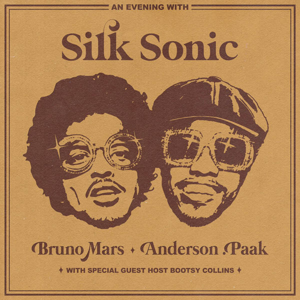 Bruno Mars and Anderson .Paak Announce 'Silk Sonic' Joint Album | Rap-Up