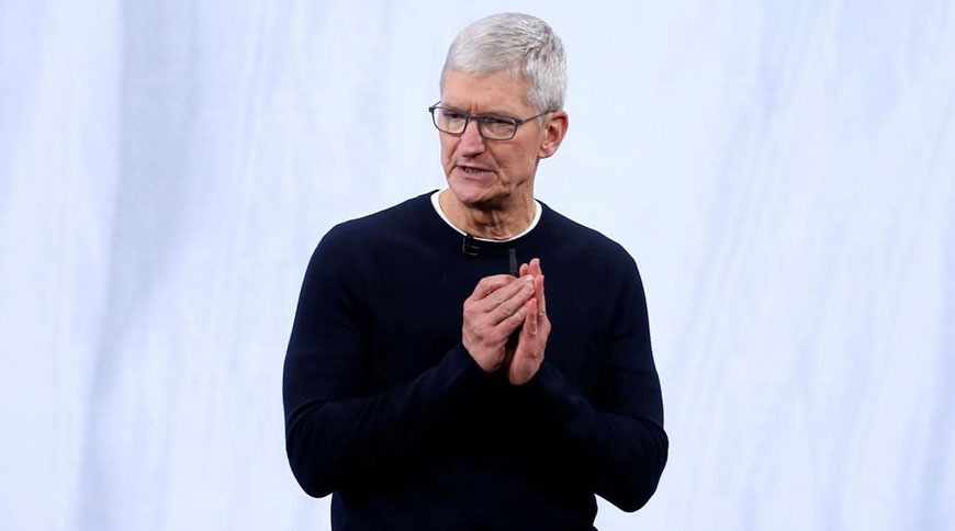 Tim Cook says privacy 'one of the top issues of the century' | AppleInsider
