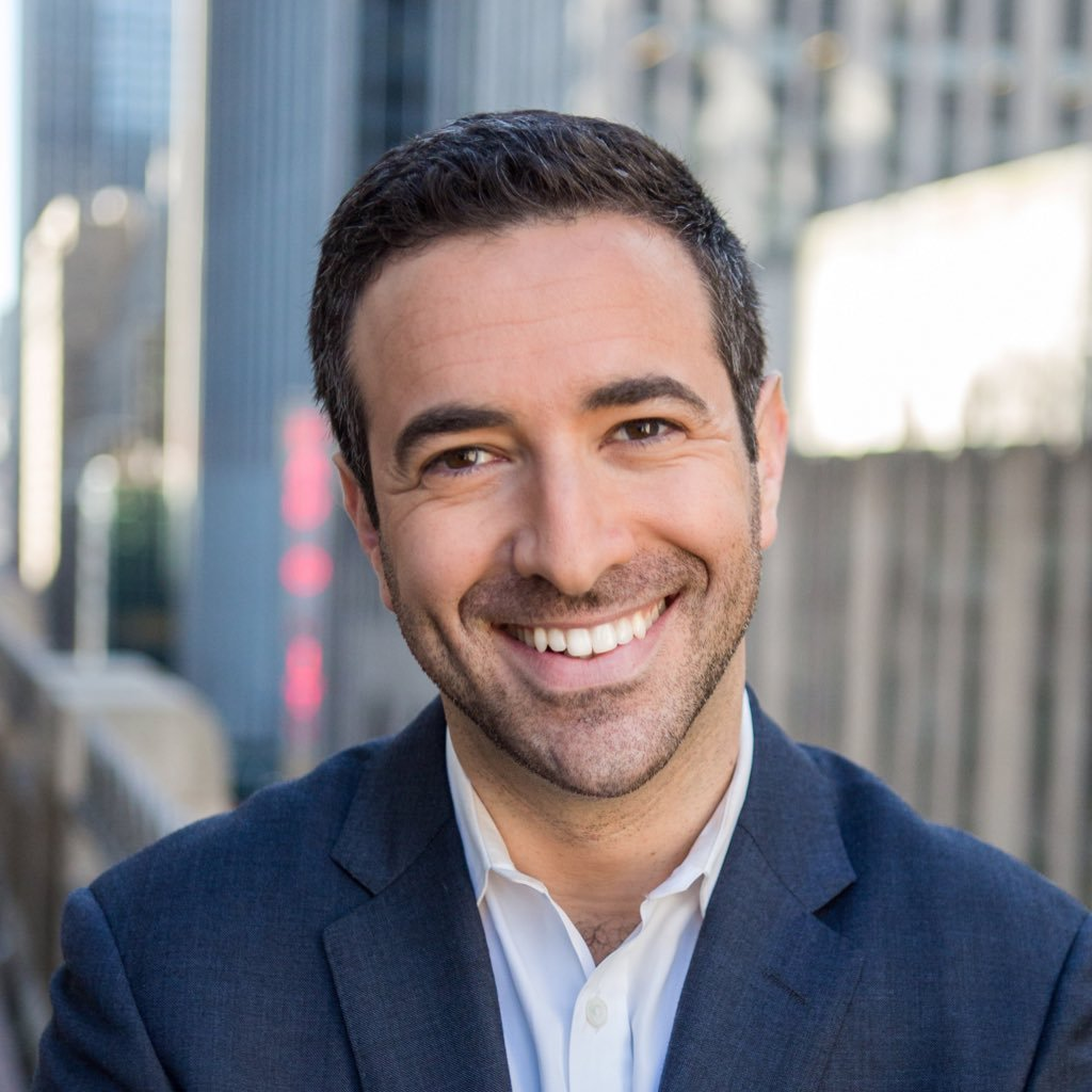 Who is Drew Grant? - Ari Melber wife, career, net worth, salary and personal life
