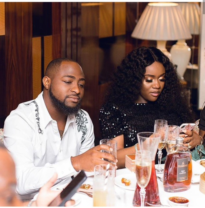 Davido and Chioma breakup timeline, facts and rumours, Mya Yafai